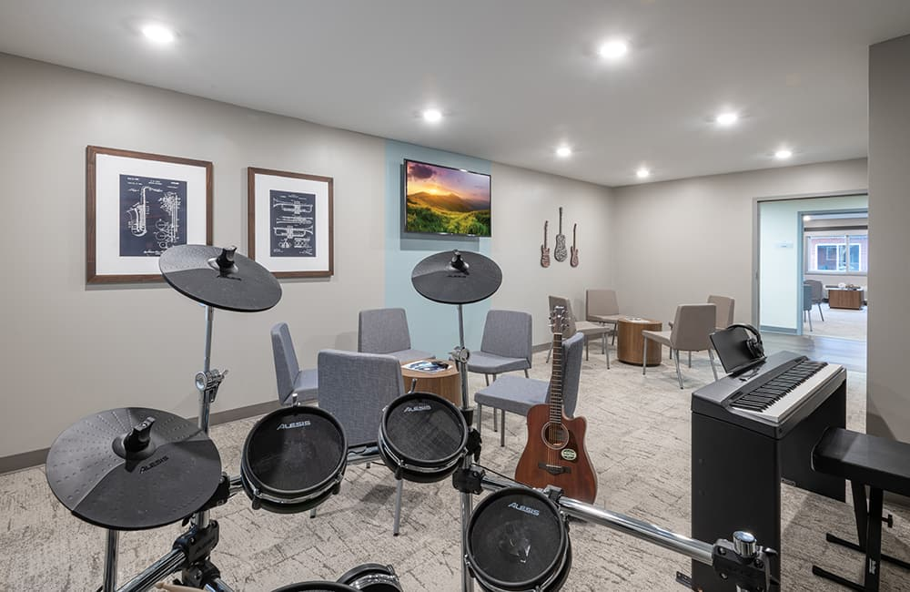 ethan crossing photo gallery musical room